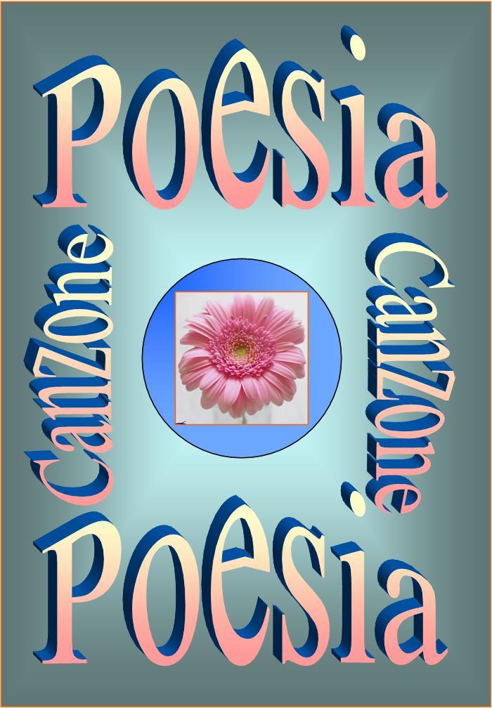 le mie canzoni sono poesie